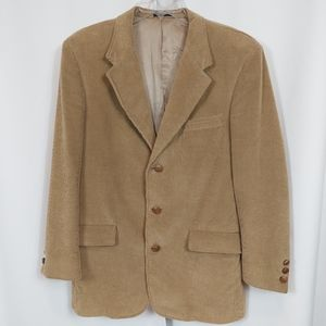 VINTAGE SCOTLAND HOUSE LTD. COULDEROY SUIT JACKET